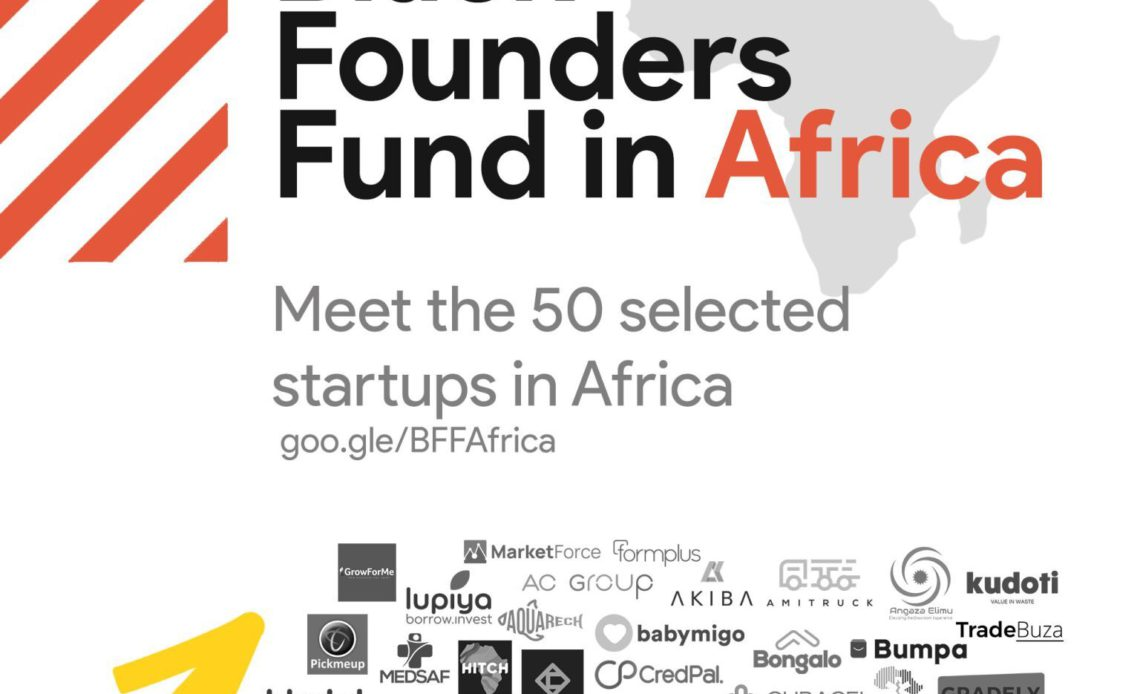 Profiles of 50 startups selected for the Google for Startups Black Founders Fund - Startup Lagos